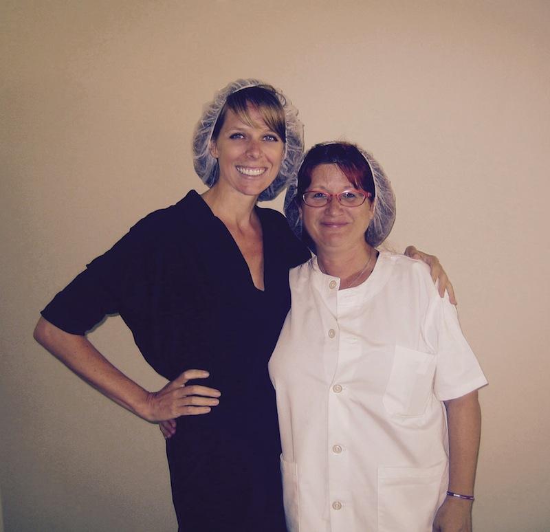 Julia Atzesberger & Marie Carrasquedo