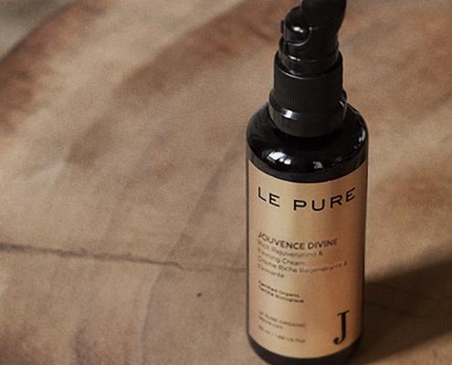 Jouvence-Divine LE PURE Producto Crema Rica Regenerante & Reafirmante