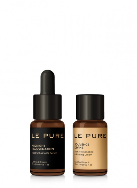 perfect combination starter set LE PURE products
