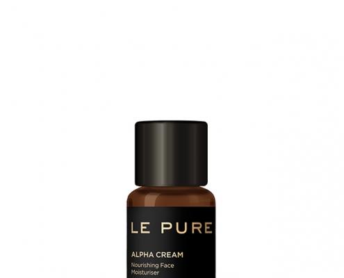 alpha cream LE PURE