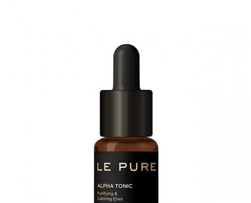 product alpha tonic LE PURE