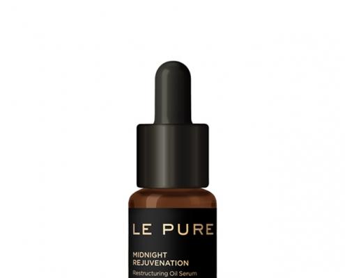 oil serum midnight rejuvenation LE PURE