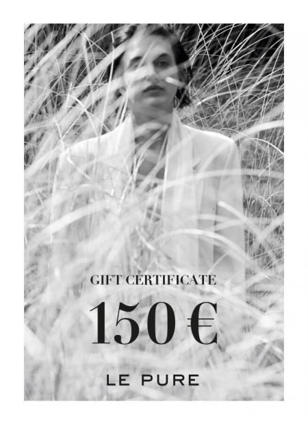 Buono regalo LE PURE 150