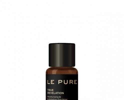 exfoliating emulsion true revelation LE PURE