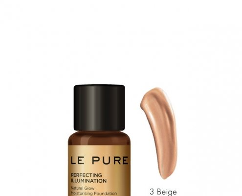adaptive makeup cream in 6 colors - perfecting illumination color beige - LE PURE