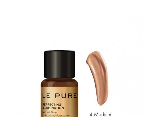 adaptive makeup cream in 6 colors - perfecting illumination color medium - LE PURE
