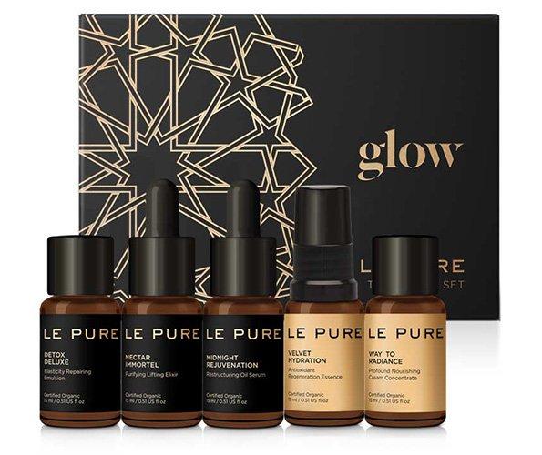 LE PURE Treatment Set Glow