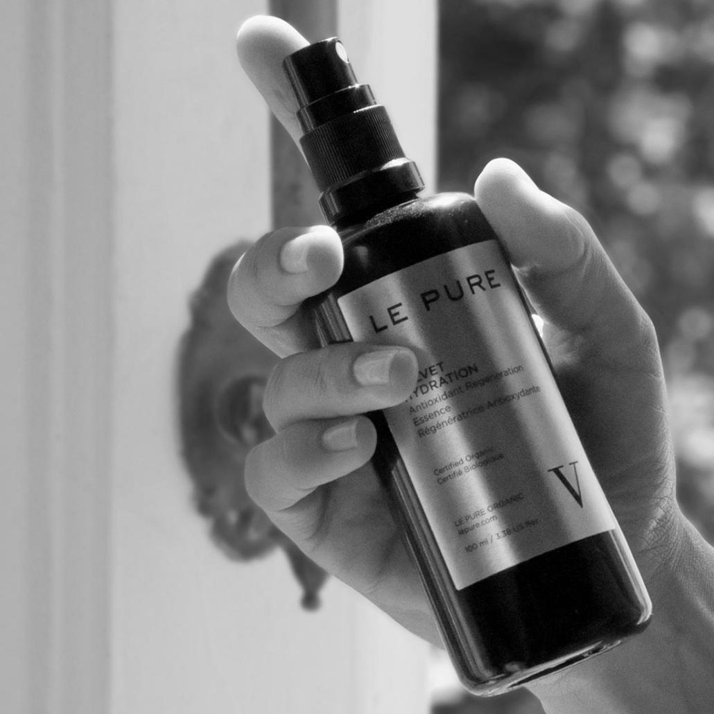 treatment of sensitive skin