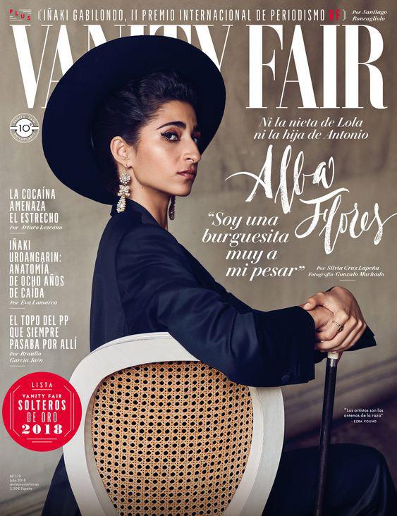 Vanity Fair Spain 2018