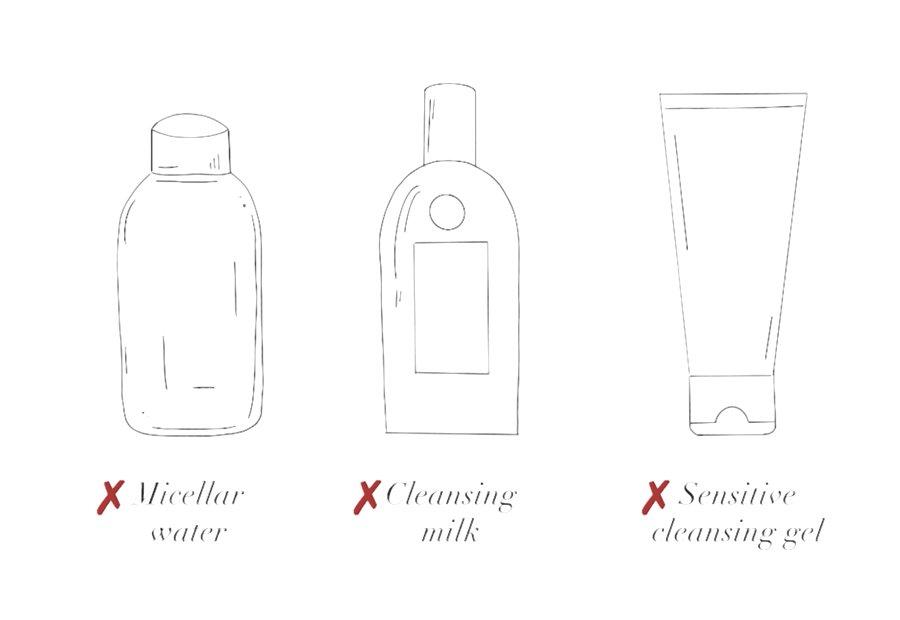 harmful ingredients face wash