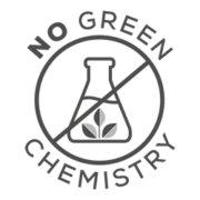 no green chemistry - certification