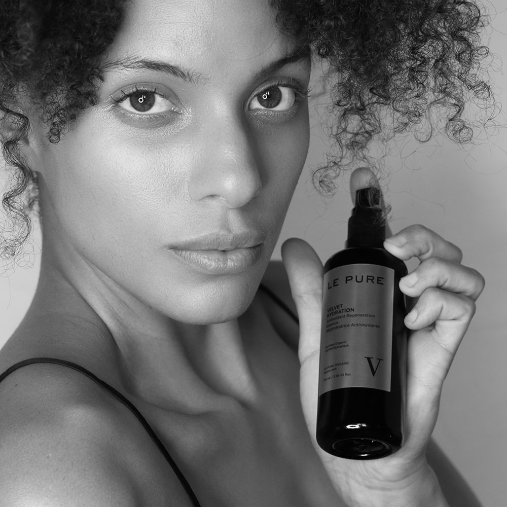 products for melanin-rich skin