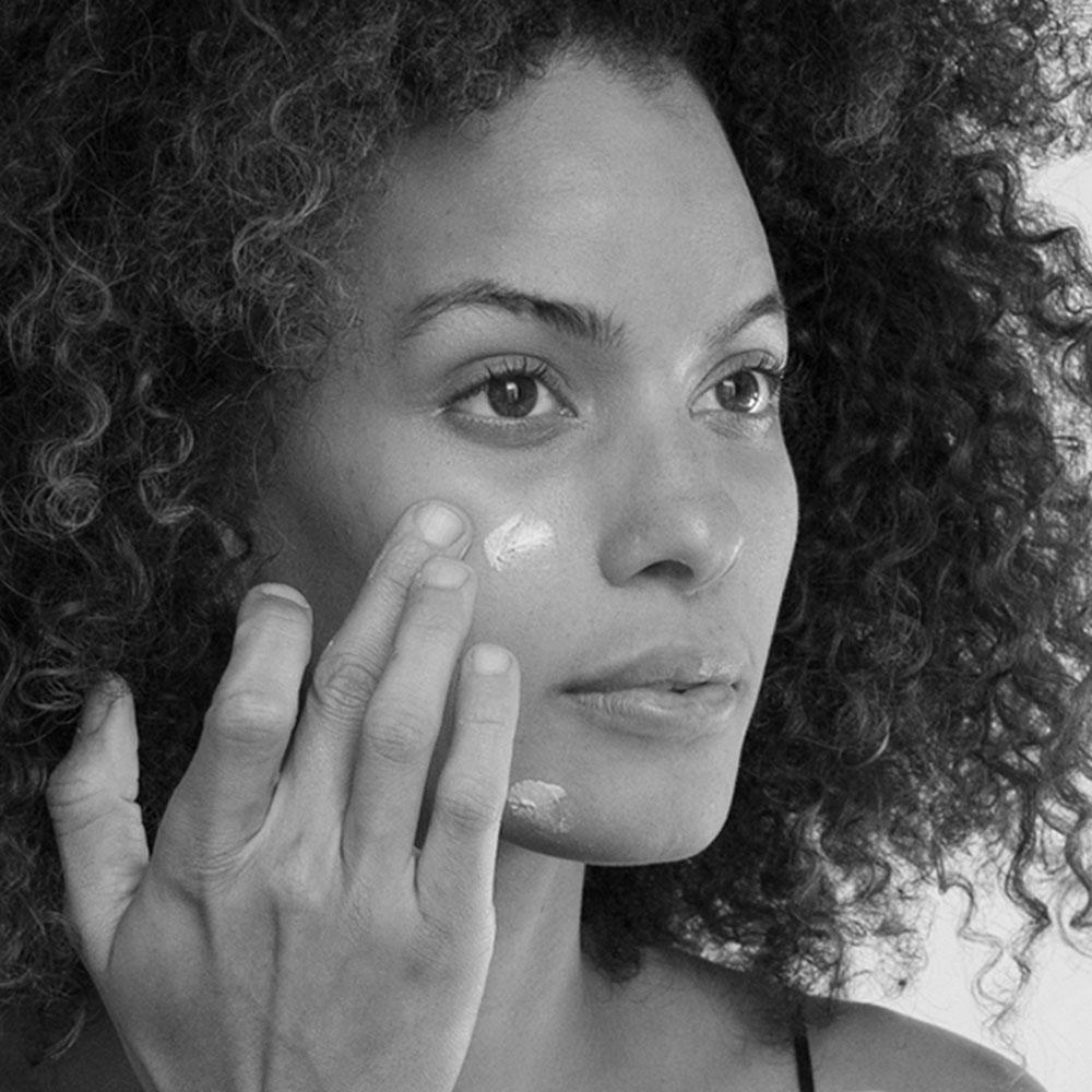 treatment of melanin rich skin