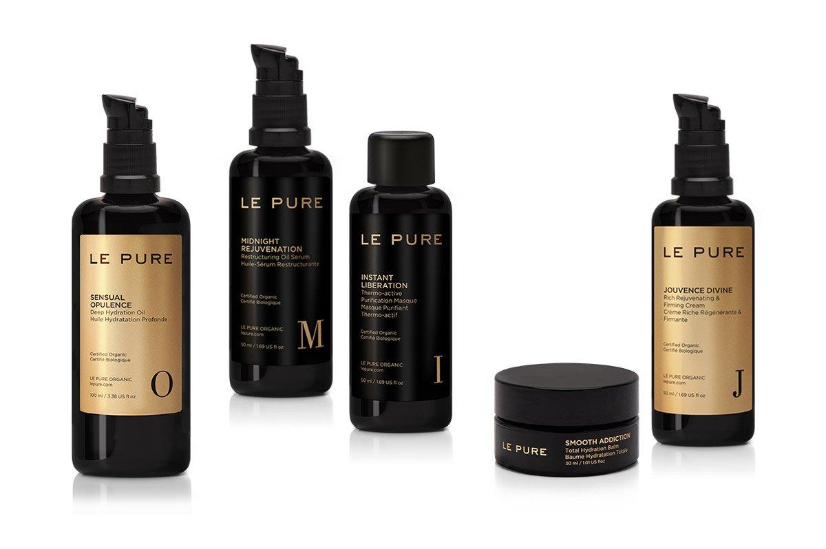 LE PURE BLOG - Autumn Skin - Products